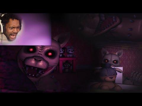 УБИЛИ ВСЕХ АНИМАТРОНИКОВ Five Nights at Freddy s Sister