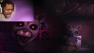 THESE MONSTERS ARE EVERYWHERE!! BRO NOW ITS CATS  | Five Nights at Candy