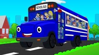 Wheels On The Bus Rhyme