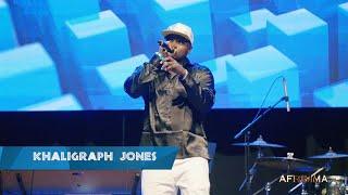 Khaligraph Jones Afrimma 2018 Performance