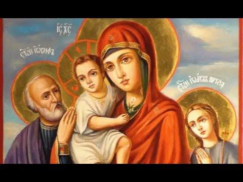 """Икона Божией Матери - """"Трёх радостей"""" - 8 января!"""
