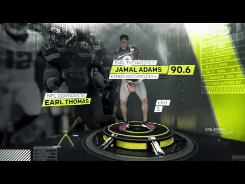 Jamal Adams Rates Highly In The Lab   SportScience