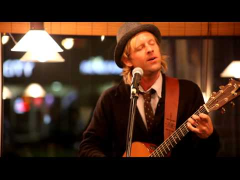 "Jon Foreman, ""This Is Home"" at Coffee Crossing Aft..."