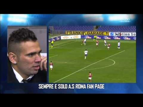 Intervista Leandro Castan | Post Roma-Fiorentina 4-2 | 8.12.2012