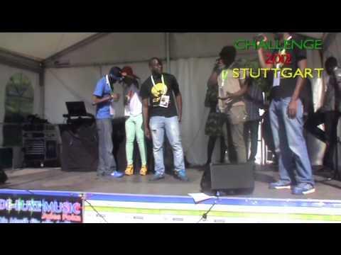 challenge camerounais 2012 à stuttgart