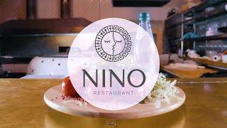 Рекламное видео доставки для Nino Restaurant