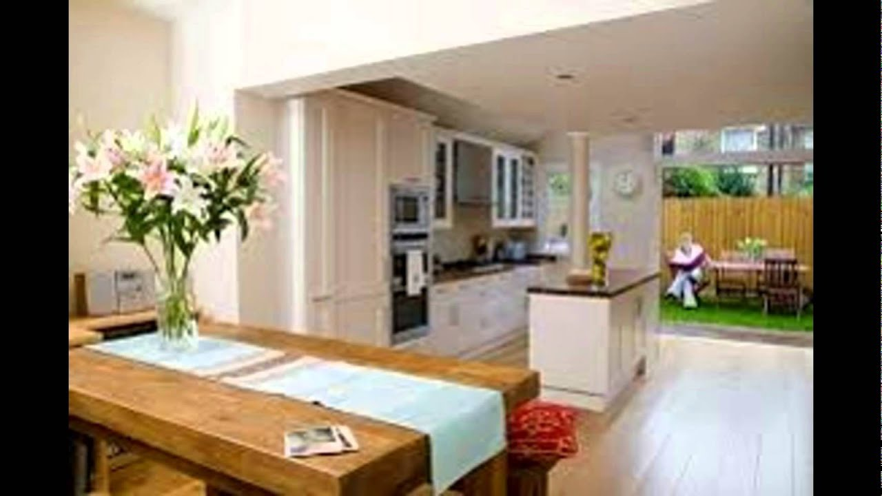 kitchen and dining room designs youtube