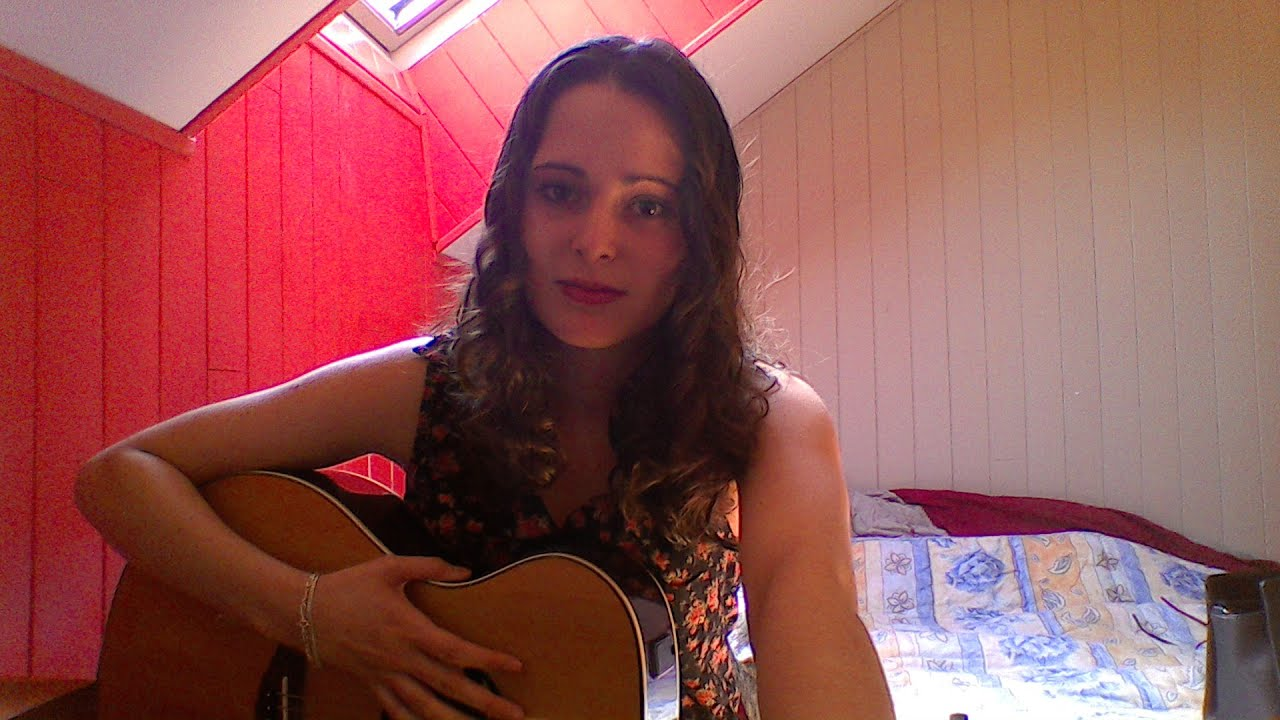 Big girls cry - SIA (guitar cover) - YouTube