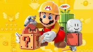Super Mario Maker - 10 Mario Challenge #5