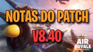 PATCH NOTES V 8.40-Fortnite Battle Royale