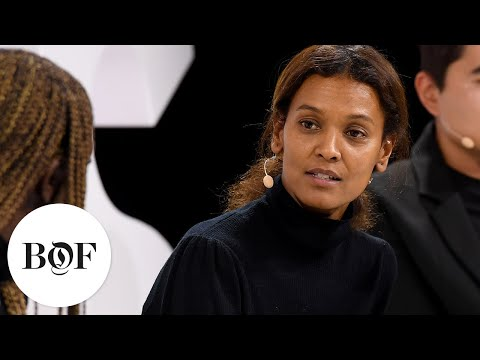 Africa: Fashion's Next Big Opportunity? | Liya Kebede, Omoyemi Akerele & Matt Liu | #BoFVOICES 2019