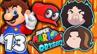 Super Mario Odyssey: Starting an Episode - PART 13 - Game Grumps thumbnail