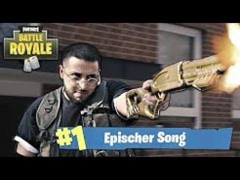 FORTNITE SONG 'Flucht vor der Zone ' EDITION Official Music Sample by DANERGY