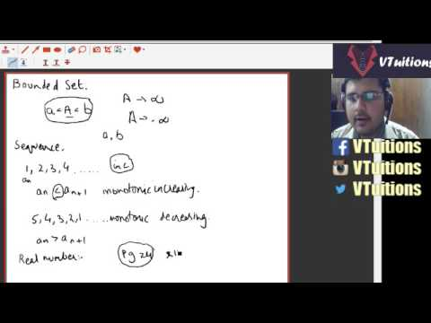 Chapter 1 Maths Class XII Functions, Limits and Series - Sindh Board in Urdu and Hindi