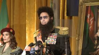 Dictator Press Conference - Dictator meets Israeli Journalist thumbnail
