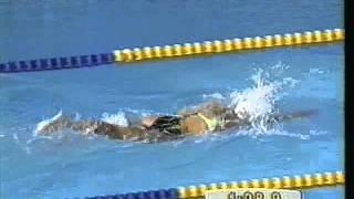 バルセロナオリンピック_競泳女子200m自由形決勝