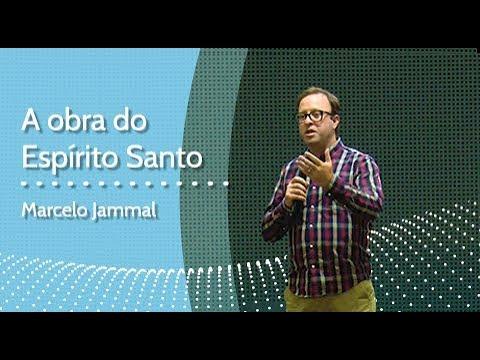 A OBRA DO ESPÍRITO SANTO - Marcelo Jammal