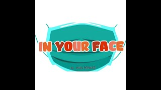 Video: In Your Face by Raúl Perales (card to mask)