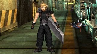 Final Fantasy VII Gameplay Part 1 - HD Graphics Mod