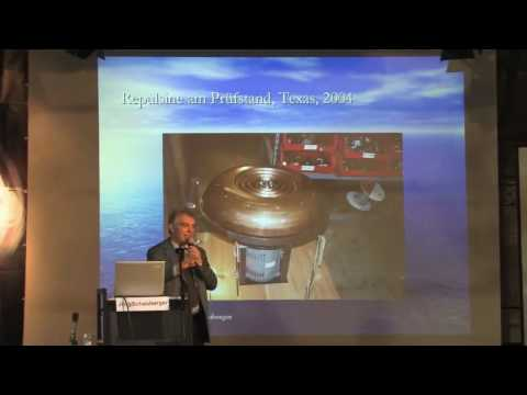Joerg Schauberger (4/6) - Tesla-Symposium Wien 2010