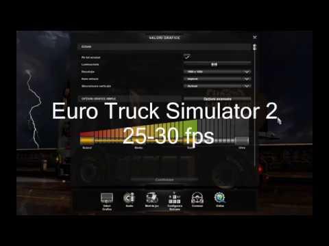 Quad Core Q6600 -test Euro Truck Simulator 2 ,Gta V , CS:GO