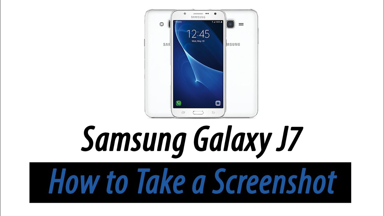how to get screen shot galaxy 8
