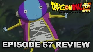 Dragon Ball Super Episode 67 Review: Fill Your Heart With New Hope!! Farewell, Trunks?