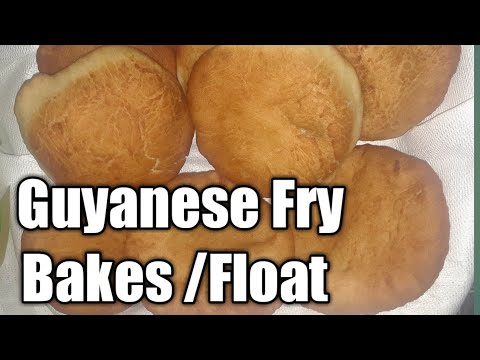 How To Make Guyanese Bakes/Float /Soft & Fluffy 🇬🇾🇬🇾/Cooking With Afton