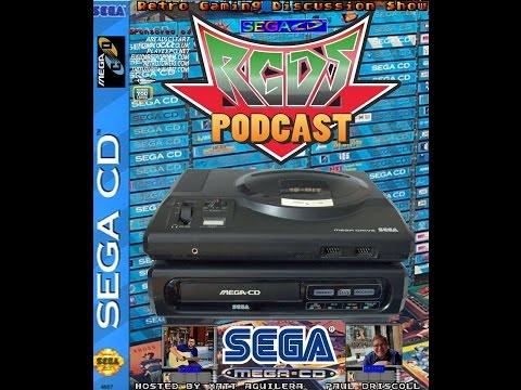 RGDS -   Mega CD Podcast