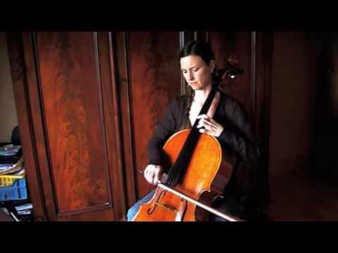 Pachelbel's Canon - Irish Cello version - Ilse de Ziah