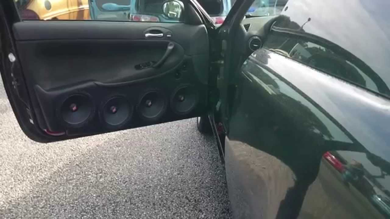 Alfa Romeo 147 Loud Sound System 2 12 Quot Subwoofer And Loud