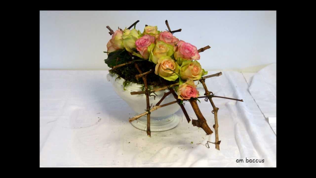 atelier d 39 art floral du 14 mars 2013 youtube. Black Bedroom Furniture Sets. Home Design Ideas