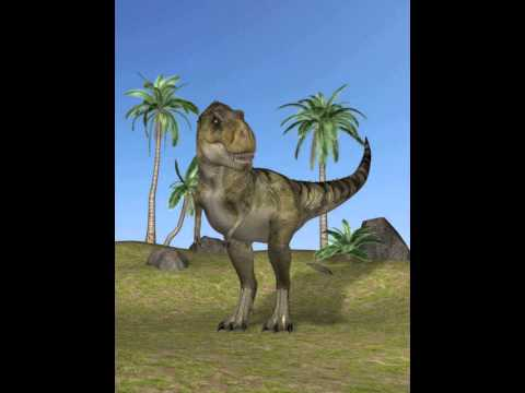 Download Talking Rex the Dinosaur nhung doi hoa dim