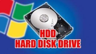Hard Disk Drive HDD Cos'è E Come Funziona