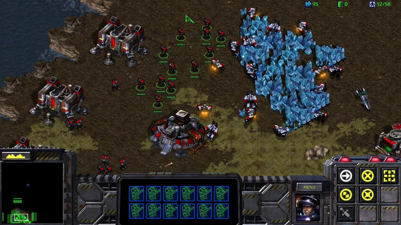 StarCraft Remastered: Unused Mission 7 - (With Download URL)