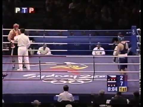Сергей Клюгин Сидней 2000