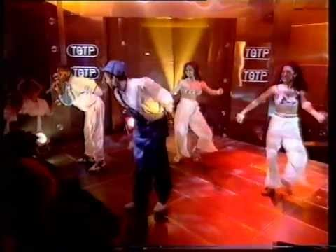 Shaggy featuring Rayvon  In The Summertime  Top Of The Pops  Thursday 20th July 1995