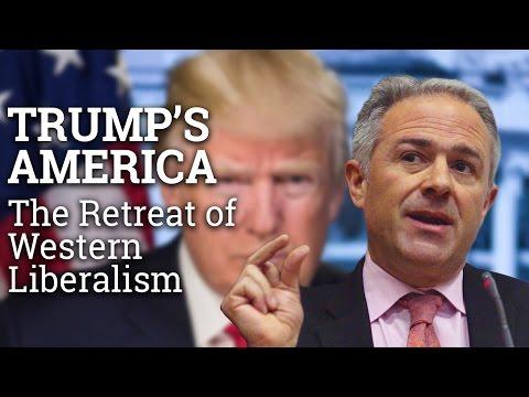 The Retreat of Western Liberalism | Edward Luce | Trump's America (2017)