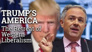 The Retreat of Western Liberalism | Edward Luce | Trump's America (2017) thumbnail