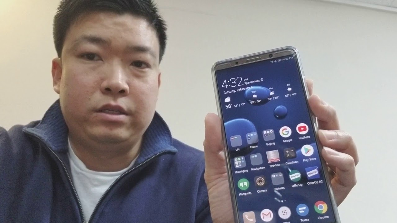 Huawei Mate 10 Pro 30 Day review BLA-L29 (C636)