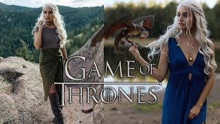HALLOWEEN GET THE LOOK: DAENERYS TARGARYEN | GAME OF THRONES