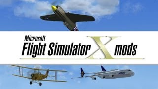 Flight Simulator X Plane Spotlight - C-5 Galaxy