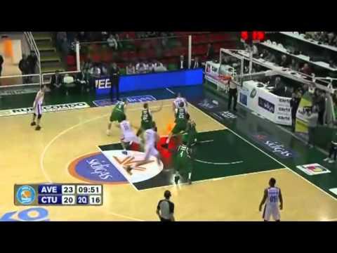 Play of the Game 22^Giornata: La schiacciata di Fesenko