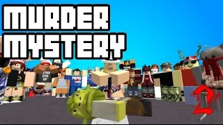 Murder! / MURDER IN ROBLOX / LAU AND FACU