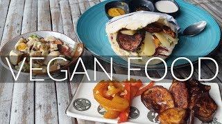 What Do Vegans Eat?? Restaurant Review