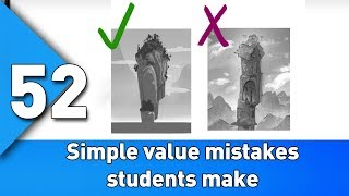 Simple value mistakes students make