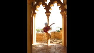 Exclusive Videos + Content in Patron/Ruben Diaz guitar (Spain) lessons for all levels flamenco music