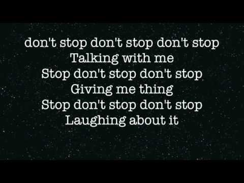 Don't Stop (Color On the Walls) OFFICIAL Lyrics Videos- Foster the People