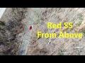 Chevrolet SS (SSV Redline) and a Drone