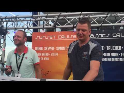 Steeff, Summer Cruise-Sunset & Classics pres. by Trance Vision, Amsterdam [Sept 19, 2016] Part1